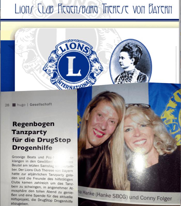 Der Lions-Club und die Tanznacht