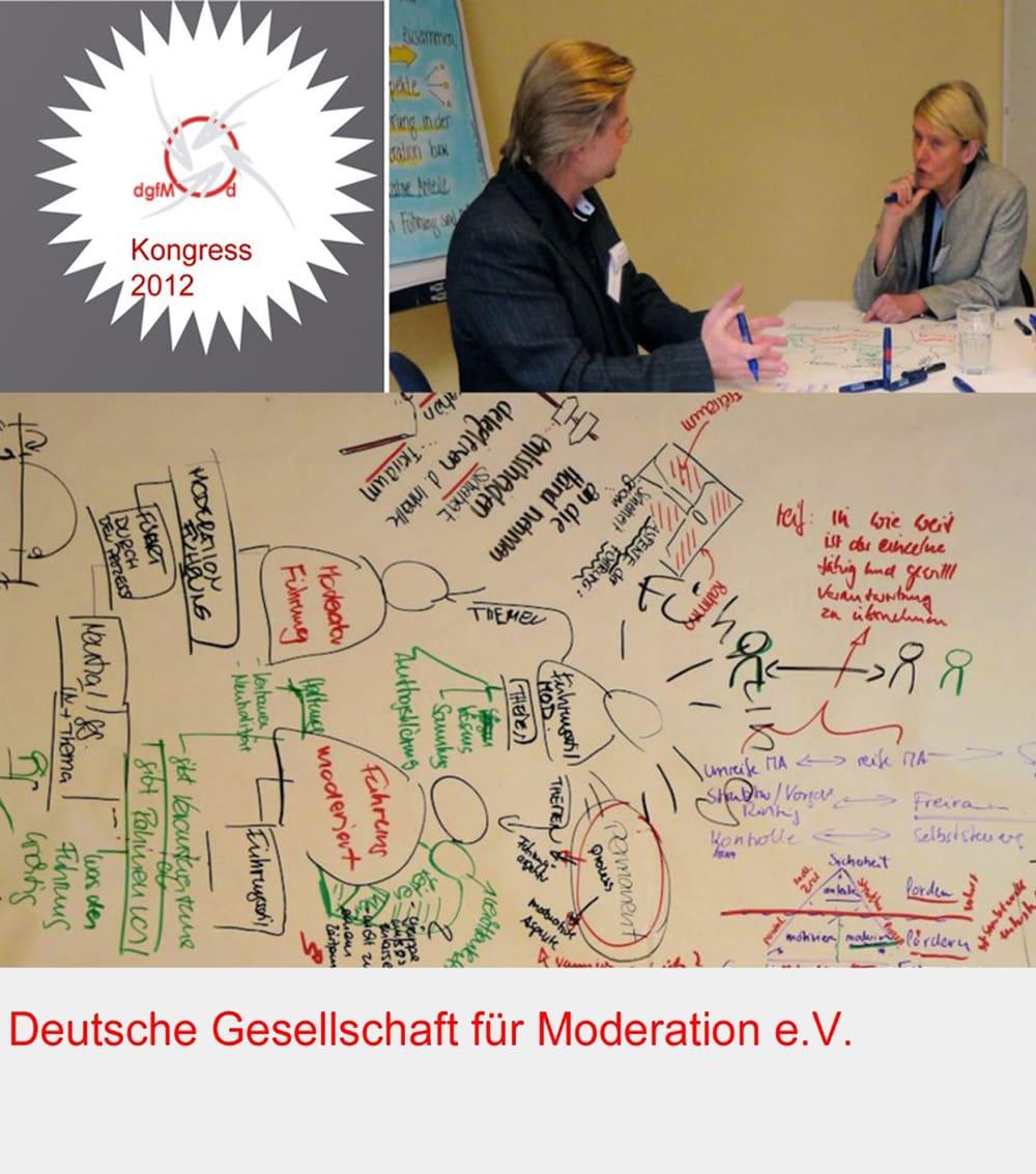 Kongress 2012 der Deutschen Gesellschaft für Moderation